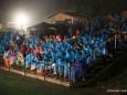 Publikum im Regen beim Rainhard Fendrich Konzert bei der Mariazeller Bergwelle