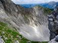 Eiskar - Brunnsee auf die Riegerin - Bergtour - 3.Juli 2014