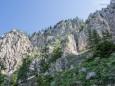 Die Rotmäuer - Brunnsee auf die Riegerin - Bergtour - 3.Juli 2014