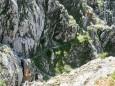 Steig durch die Rotmäuer - Brunnsee auf die Riegerin - Bergtour - 3.Juli 2014