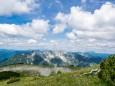 Dürrenstein, Hochstadl, Kräuterin, Ötscher - Brunnsee auf die Riegerin - Bergtour - 3.Juli 2014