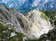 Eiskar vom Gipfel aus gesehen - Brunnsee auf die Riegerin - Bergtour - 3.Juli 2014