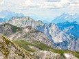 Ausblick vom Ringkamp Gipfel - Ringkamp über Seeleiten und Aflenzer Staritzen