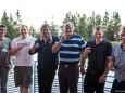 VIP Tribüne Tischlerei Lammer - Rock Classics bei der Bergwelle in Mariazell 2012