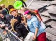 Rock den Berg 2015 auf der Mariazeller Bürgeralpe