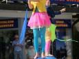 Rocky Jolly Street Show - Straßentheater im Mariazellerland