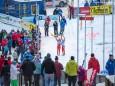 Naturbahn Rodel WM 2015 im Mariazellerland - Doppelsitzer Bewerb