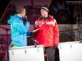 Michael Bielowski (Öst. Rodelverband) im Interview mit Martin Böckle - Naturbahn-Rodel WM 2015 im Mariazellerland - Eröffnungsfeier.