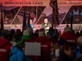 Josef Fendt (Präsident des Internationalen Rennrodel-Verbandes) - Naturbahn-Rodel WM 2015 im Mariazellerland - Eröffnungsfeier.