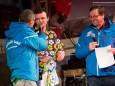 Teilnehmer Brasilien - Naturbahn-Rodel WM 2015 im Mariazellerland - Eröffnungsfeier.
