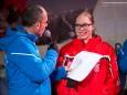 Teilnehmerin Kroatien - Naturbahn-Rodel WM 2015 im Mariazellerland - Eröffnungsfeier.
