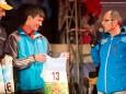 Teilnehmer Moldawien - Naturbahn-Rodel WM 2015 im Mariazellerland - Eröffnungsfeier.