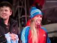 Teilnehmerin Russland - Naturbahn-Rodel WM 2015 im Mariazellerland - Eröffnungsfeier.