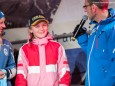 Teilnehmerin Ukraine - Naturbahn-Rodel WM 2015 im Mariazellerland - Eröffnungsfeier.