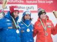 Naturbahn Rennrodel Weltcup Mariazell 2018. Foto: Josef Kuss