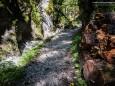 Entlang des kleinen Bacherls - Roßlochklamm zwischen Frein und Mürzsteg
