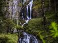 Wasserfall Totes Weib zwischen Frein und Mürzsteg