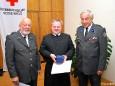 Rotes Kreuz Bezirksversammlung 2011 in Mariazell - Pater Michael