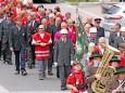 6. Rotkreuz Wallfahrt nach Mariazell 2011