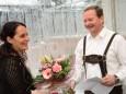 Innenarchitektin Christine Mayr und Robert Karner - RR-Residenzen in Mitterbach - Eröffnungsfeier