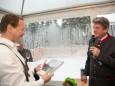 Robert Karner und Alfred Hinterecker - RR-Residenzen in Mitterbach - Eröffnungsfeier
