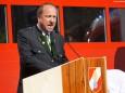 Bgm. Josef Kuss - Feuerwehr Mariazell Rüsthaus Segnung - Festakt am 5. Mai 2012