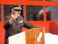 Landesfeuerwehrkommandant LBD Albert Kern - Feuerwehr Mariazell Rüsthaus Segnung - Festakt am 5. Mai 2012