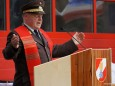 Landesfeuerwehrkurat Pater Dr. Michael Staberl - Feuerwehr Mariazell Rüsthaus Segnung - Festakt am 5. Mai 2012