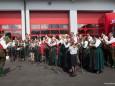 Stadtkapelle Mariazell - Feuerwehr Mariazell Rüsthaus Segnung - Festakt am 5. Mai 2012