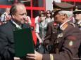 Feuerwehr Mariazell Rüsthaus Segnung - Festakt am 5. Mai 2012
