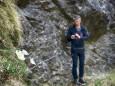 Klausgraben - Frühlingsflora entlang der Salza im Mariazellerland am 23. April 2014