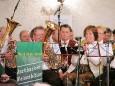 Aschbacher Weisenbläser beim Sänger- und Musikantentreffen in Mariazell mit ORF Steiermark