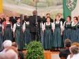 Liedertafel Gußwerk beim Sänger- und Musikantentreffen in Mariazell mit ORF Steiermark