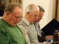 Sängerrunde Halltal - Peter Janetscheck, Walter Fluch, Richard Fluch