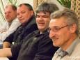 Sängerrunde Halltal - Siegfried Schneck, Andreas Schausberger, Günther Partheder, Wolfgang Grießbauer