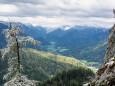 Blick ins Salzatal - Sauwand (1420 m) – Rundwanderung im Mariazellerland