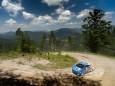 Dr. Angelika Prentner und Wolfram Doberer bei der Schneebergland Rallye. Foto: BMP-Motorsports