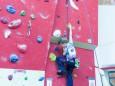 """Schoko-Klettercup - Steirischer Nachwuchskletterwettbewerb in der """"Kraxl Stub'n"""" im JUFA St. Sebastian"""