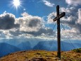 Tonion Gipfelkreuz