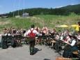 Eröffnung Schulverkehrsgarten in St. Sebastian - Stadtkapelle Mariazell