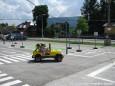 Eröffnung Schulverkehrsgarten in St. Sebastian