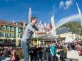 Seifenkistenrennen in Mariazell 2014
