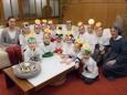 Seniorenweihnachtsfeier in Mariazell. Foto: Josef Kuss