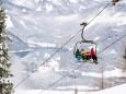 Skitag auf der Mariazeller Bürgeralpe am 6. Jänner 2015 - Hl. Dreikönigstag