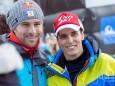 Benjamin Karl und Michaela Dorfmeister - snowboard-weltcup-lackenhof-2018-41748