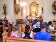 Maria Seesaal hat neue Kirchenbänke bekommen !Mariazeller Sonntagberg Wallfahrt von 4. - 6. Juli 2015