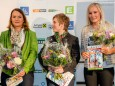 Ramona Siebenhofer, Nicole Schmidhofer, Tamara Tippler - Steirischer Skiverband - Sportlerehrung 2016 in Mariazell