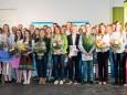 Die Geehrten - Steirischer Skiverband - Sportlerehrung 2016 in Mariazell
