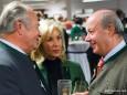 CEO Dr. Rudolf Haberleitner mit Frau und Prof. Dr. H. C. Günther A. Granser