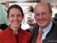 Regina Springer und Prof. Dr. H. C. Günther A. Granser